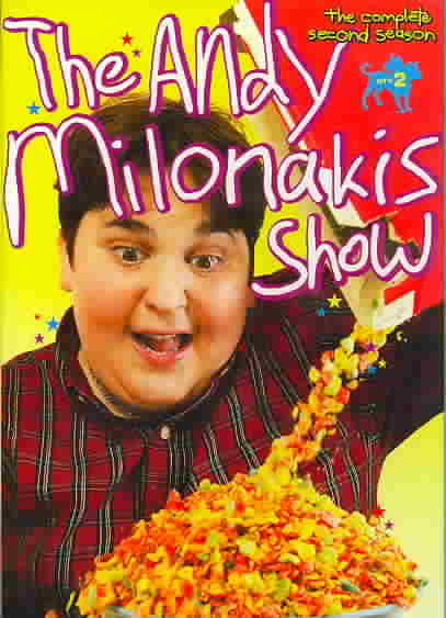 ANDY MILONAKIS SHOW:COMPLETE SECOND S BY MILONAKIS,ANDY (DVD)
